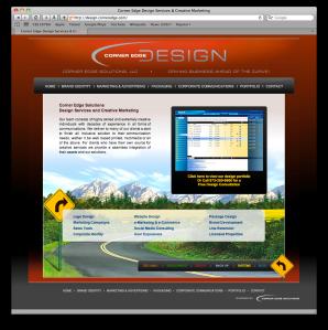 Corner Edge Design